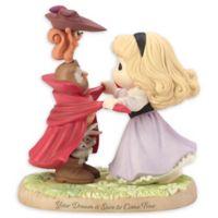 Precious Moments® Disney® Showcase Your Dream Come True Sleeping Beauty Figurine