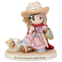 Precious Moments® Girl Dressed Up As Everything Figurine