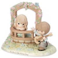 Precious Moments® Boy Playing Guitar Figurine