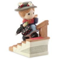 Precious Moments® Disney® Mary Poppins on Banister Figurine