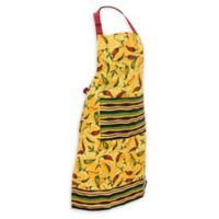 Boston International Pepper Toss Adult Apron