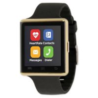 iTOUCH 41MM Air 2 Smart Watch in Black/Gold