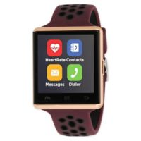 iTOUCH 41MM Air 2 Smart Watch in Rose Gold/Black