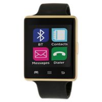 iTOUCH 45MM Air 2 Smart Watch in Black/Gold