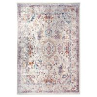 """Artisan by Nicole Miller Border 7'10"""" x 10'2"""" Area Rug in Ivory/Grey"""