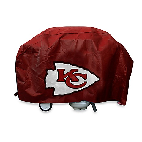 NFL Kansas City Chiefs Deluxe BBQ Grill Cover