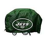 NFL New York Jets Deluxe Barbecue Grill Cover