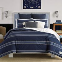Nautica® Acton King Duvet Cover Set in Navy