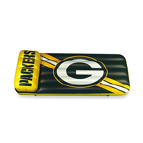 Green Bay Packers Inflatable Pool Float/Mattress