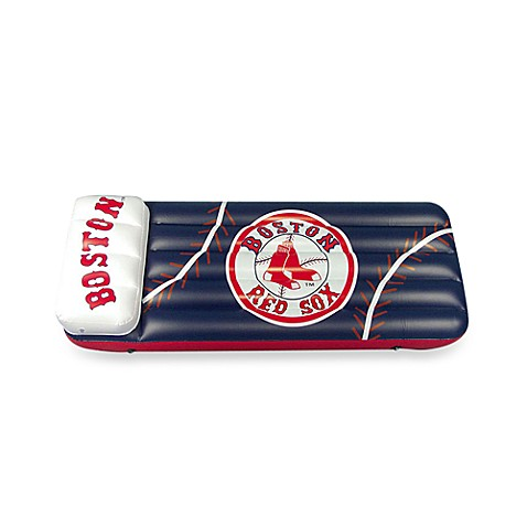 Boston Red Sox Inflatable Pool Float/Mattress