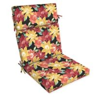 Arden Selections™ Medallion Multicolor Print Outdoor Dining Chair Cushion