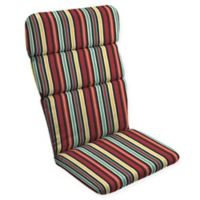 Arden Selections™ Abella Striped Outdoor Adirondack Chair Cushion