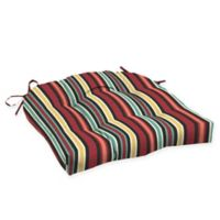 Arden Selections™ Abella Striped Outdoor Wicker Seat Cushion (Set of 2)