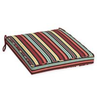 Arden Selections™ Abella Striped Outdoor Dining Seat Cushion (Set of 2)