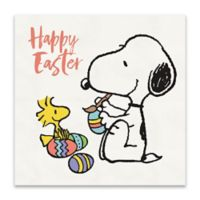 Peanuts® Easter Friends 18-Inch Square Wrapped Canvas Print Wall Art