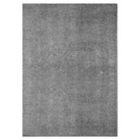 """Home Dynamix Synergy by Nicole Miller Solid 1'8"""" x 2'7"""" Accent Rug in Grey"""