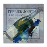 Oliver Gal™ Spumanti Francese II 20-Inch x 20-Inch Canvas Wall Art in Green