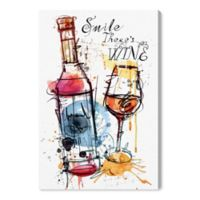 Oliver Gal™ Drinks And Spirits 24-Inch x 36-Inch Wrapped Canvas Wall Art
