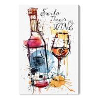 Oliver Gal™ Drinks And Spirits 30-Inch x 45-Inch Wrapped Canvas Wall Art