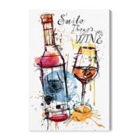 Oliver Gal™ Drinks And Spirits 40-Inch x 60-Inch Wrapped Canvas Wall Art