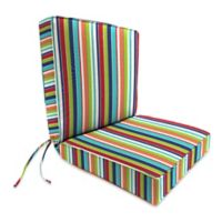 44-Inch x 22-Inch Dining Chair Cushion in Sunbrella® Carousel Confetti