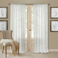 Addison Rod Pocket Window Curtain Panel