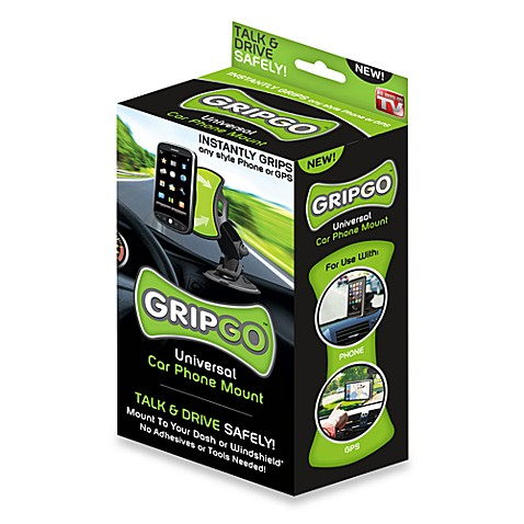 As Seen on TV GripGo™ Universal Car Phone Mount