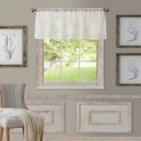Addison Window Valance in White