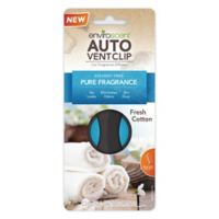 EnviroScent™ Fresh Cotton Auto Vent Clip