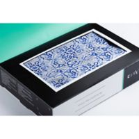 DockATot® Grand Spare Cover in Villa Azure (tiles) (Dock Sold Separately)