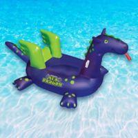 Swimline Sea Dragon Pool Float in Purple