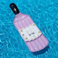 Swimline Rose Wine Pool Float