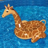 Swimline Giant Giraffe Pool Float