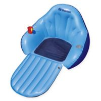 Solstice Solo Easy Chair Convertible Pool Float (2-Pack)