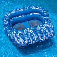 Swimline Tropical Double Pool Float in Blue