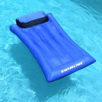 Swimline Ultimate Floating Pool Mattress in Blue