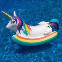 Swimline Unicorn Rocker