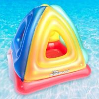 Swimline Pyramid Floating Pool Habitat