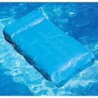 Solstice Floating Pool Mattress in Blue