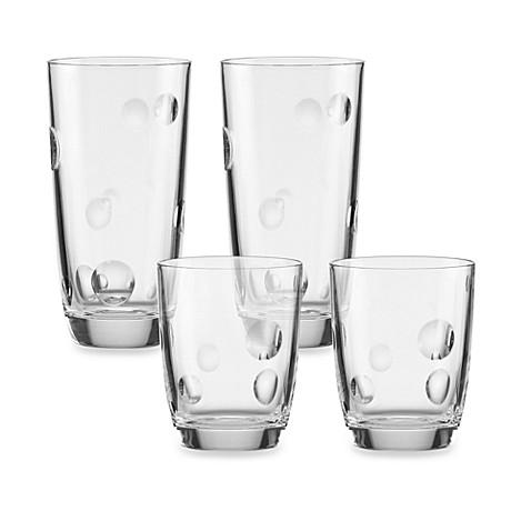 Beautiful Kate Spade New York Society Hill™ Barware Glasses (Set Of ...