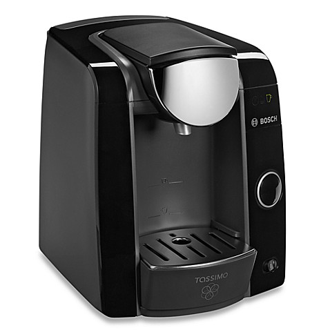 Bosch 174 Tassimo T47 Single Cup Home Brewing System Bed