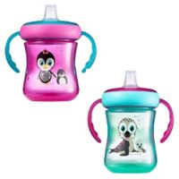 The First Years™ 2-Pack 9 oz. Insulated Celestial Owls Sippy Cups