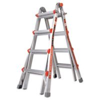 Little Giant 17-Foot Super Duty™ Type IAA Aluminum Ladder