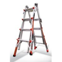 Little Giant® 17-Foot Revolution Type IA Aluminum Ladder