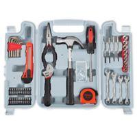 Stalwart 132-Piece Tool Kit in Grey