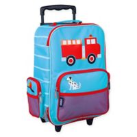 Wildkin Heroes Upright Luggage in Red