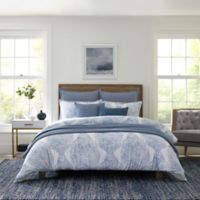 Bridge Street Cameron Full/Queen Comforter Set in Blue
