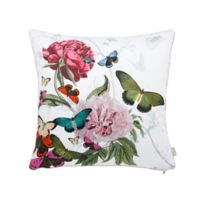 "Ted Baker London® ""Wake me for Champagne"" Oblong Throw Pillow in Navy"