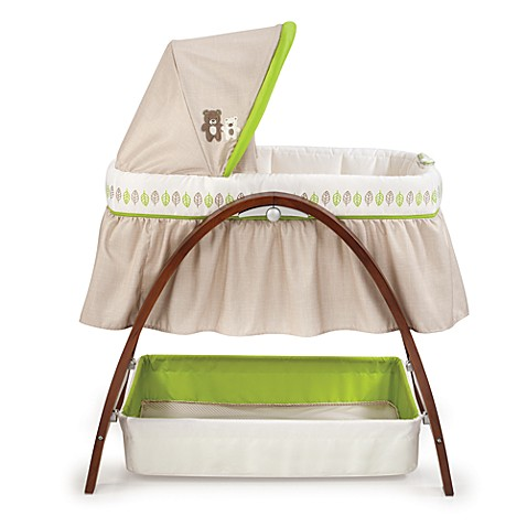 Summer Infant® Bentwood Bassinet