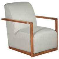 Tommy Hilfiger® Polyester Upholstered Hamilton Chair in Linen